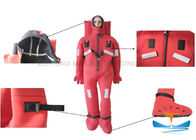 SOLAS Approved Insulated Immersion Suit OEM/ODM Available For Marine Survival