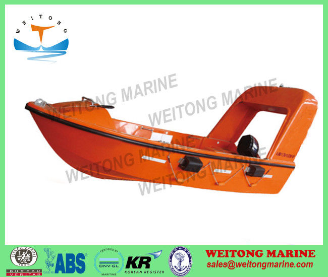 Solas Approval Lifeboat Rescue Boat 7.5m With Oil - Resistant Foam Fender