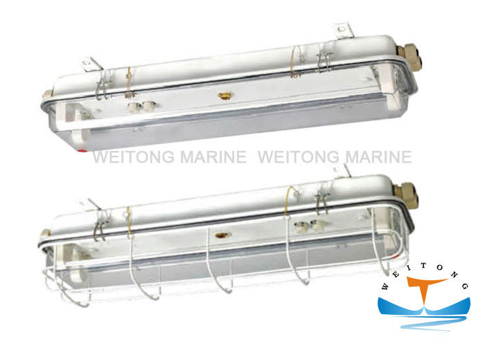 2x30W Pendant Outdoor Marine Lighting , Fluorescent Emergency Light JCY33-2