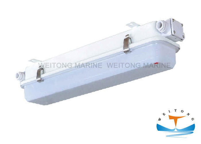 LED 36W Energey Saving Marine Lighting Equipment Linear Plug In Type JCY22-2L