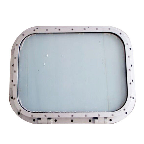 Ordinary Rectangular Boat Hatch Window , Marine Doors And Windows Water Resistance