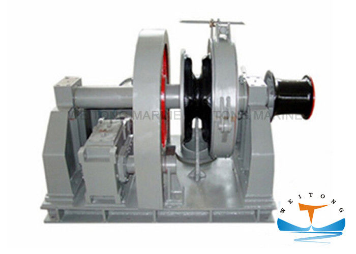 Single Side Marine Anchor Windlass Compact Structure RINA Certification