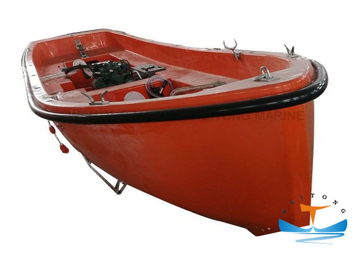 Quality BV Approved FRP Open Inflatable Lifeboat
