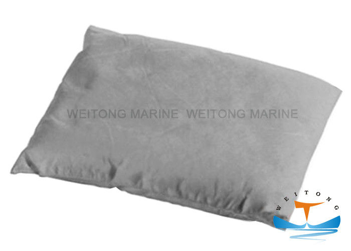 Gray Universal Absorbent Pillow