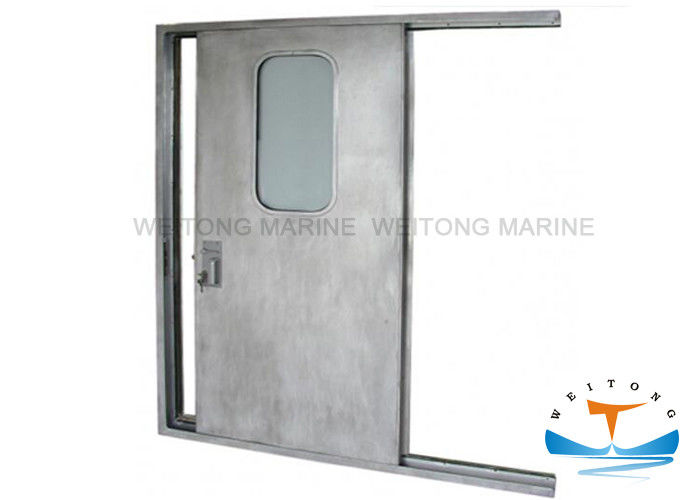 Wheelhouse Marine Sliding Door Aluminum Alloy Material ABS Certificated